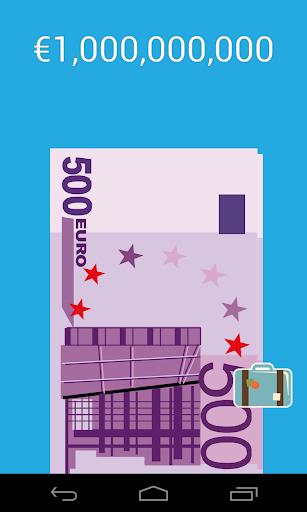 Make It Rain Money: Euros