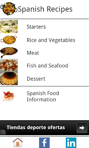 Spanish Recipes Free