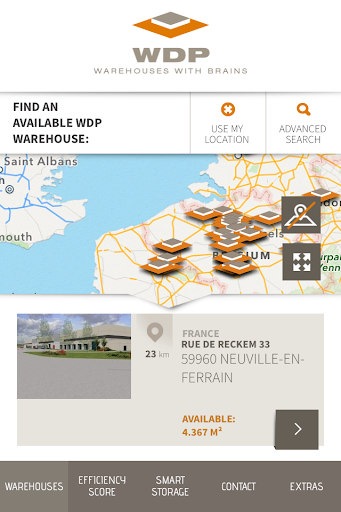 WDP - warehouses with brains