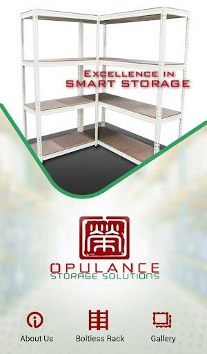 Opulance Storage