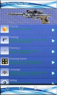 Free Shooting Pistol Gun - screenshot thumbnail