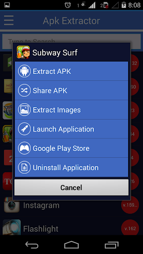 【免費工具App】Application share and extract-APP點子
