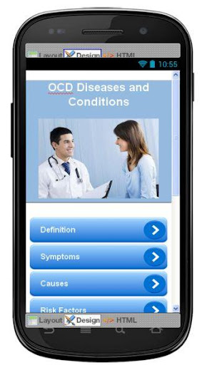 OCD Disease Symptoms