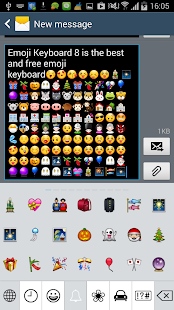 Emoji Smart Neon keyboard - Applications Android et Tests ...