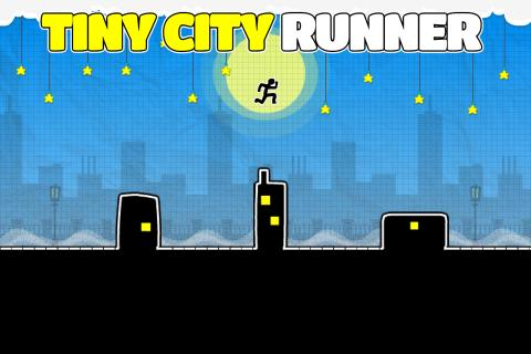 Tiny City Run: Impossible Game - screenshot
