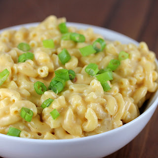 Smoked Gouda Mac and Cheese.