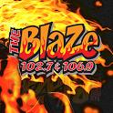 The Blaze 102.7 & 106.9 icon