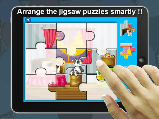 Kids Game Jigsaw puzzle app