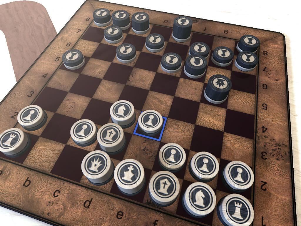 Pure Chess - screenshot