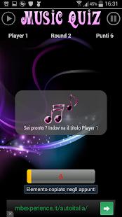 Music Quiz screenshot