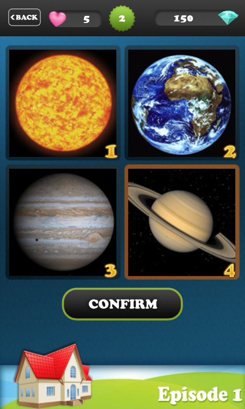 4 Pics 1 Wrong - screenshot