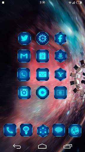 Interstellar Theme-KK Launcher