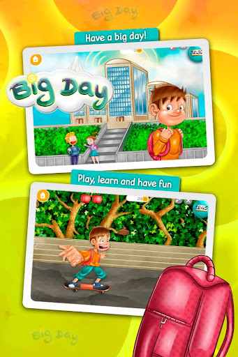 Big Day - Educational Game