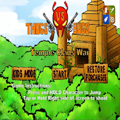 Thugs vs Bugs Temple Clans War
