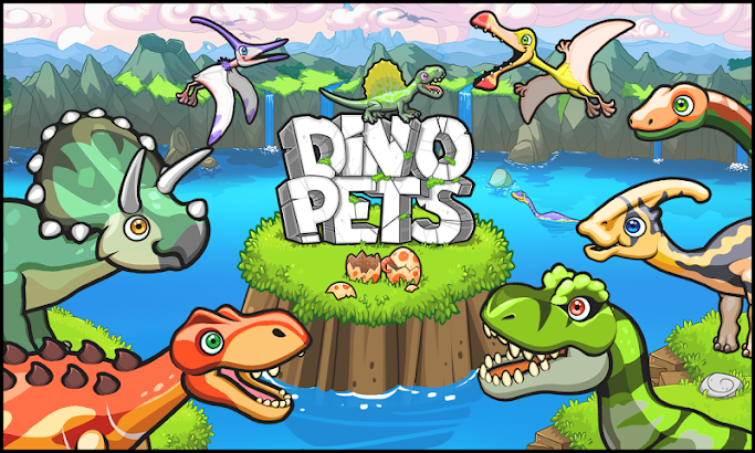 Dino Pets screenshot