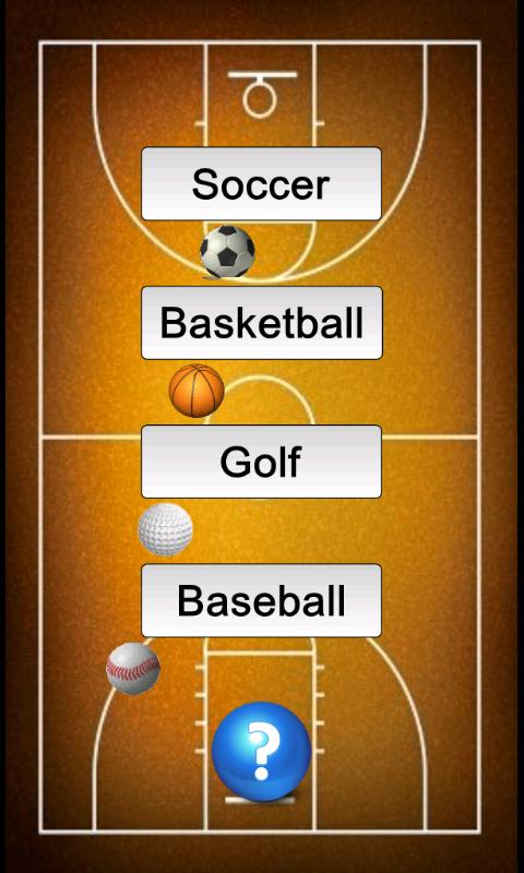 touch ball - keepy uppy - screenshot