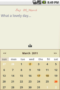 Todo-Calendar-Tracker-Notes - screenshot thumbnail