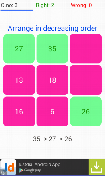 Tricky Maths - screenshot