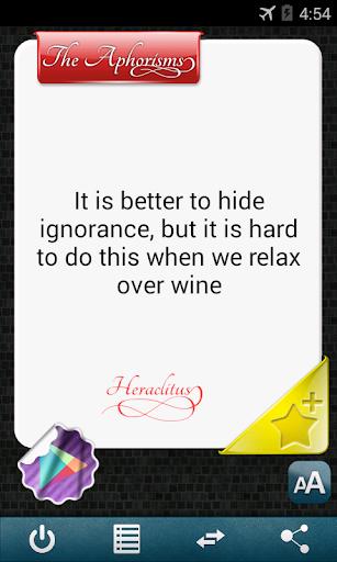 Heraclitus - Free Quotes