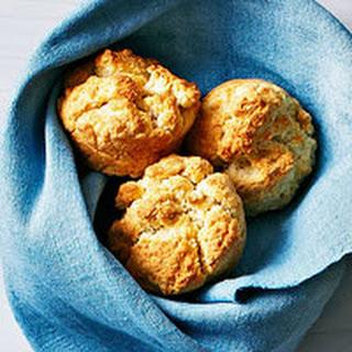 Savory Cream Muffins