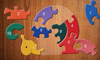 Screenshot of Smart Kids Puzzles