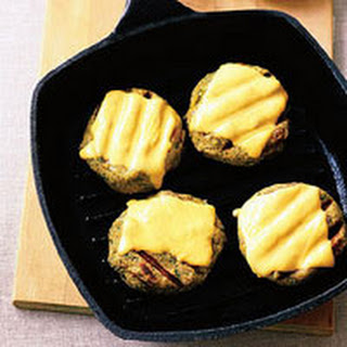 Vegetarian Cheese Burgers Recipes.
