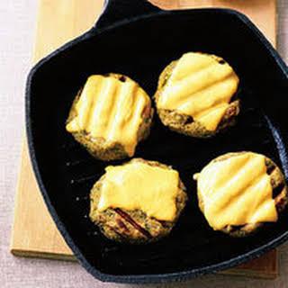 Vegetarian Cheese Burgers Recipes.
