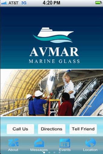 Avmar Marine Glass