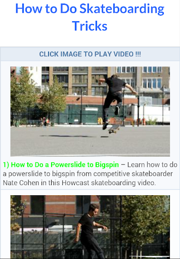 Cool Easy Skateboard Tricks