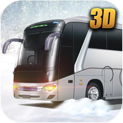 冬季公交3D模拟器 模擬 App LOGO-硬是要APP