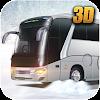 겨울 버스 시뮬레이터 3D