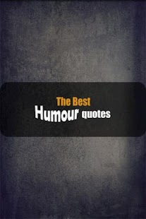 The best Humour quotes- screenshot thumbnail