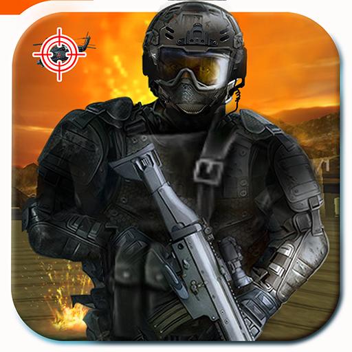 Black Ops Gunship-3D Shooting