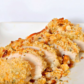 Three Cheese Ranch Chicken.