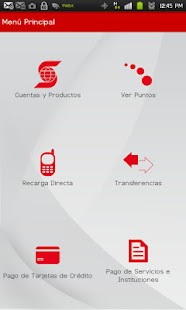 Banca Móvil Scotiabank Perú- screenshot thumbnail