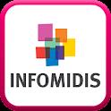 INFOMIDIS 2.0 icon