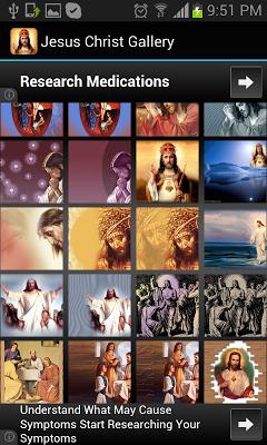 Jesus Christ Gallery - screenshot