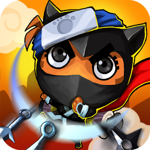 Nyanko Ninja for PC and MAC