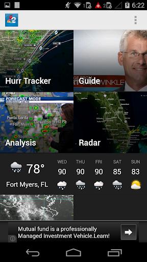 Hurricane Tracking Center