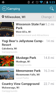 Travel Wisconsin - screenshot thumbnail