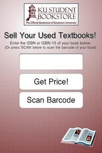 Sell Books Kutztown University - screenshot thumbnail