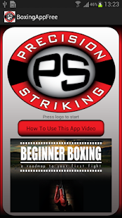 Precision Boxing Coach Free- screenshot thumbnail