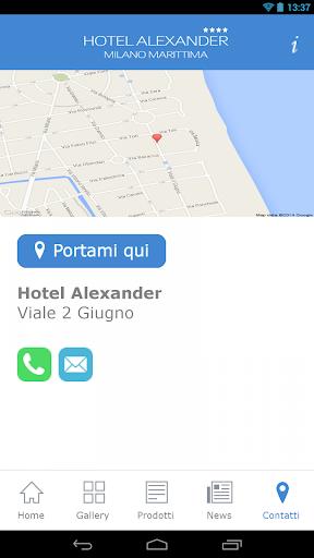 【免費旅遊App】Hotel Alexander-APP點子
