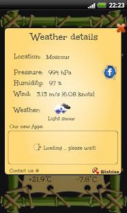 Thermometer - screenshot thumbnail