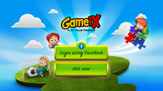Gameix - Make your own games!- screenshot thumbnail