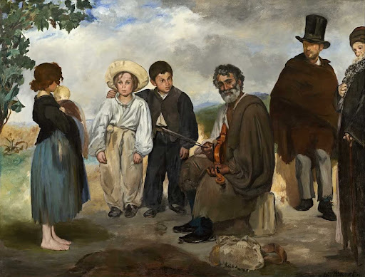 The Old Musician