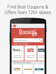 Discount Me Coupons, Offers- screenshot thumbnail