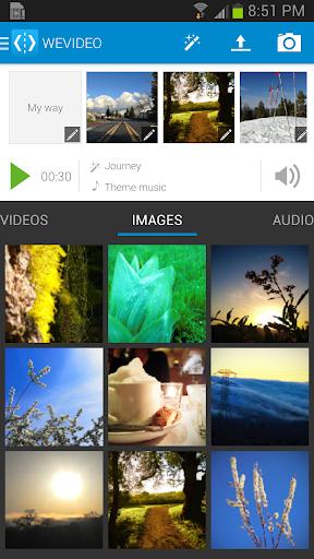 WeVideo – 視訊編輯器