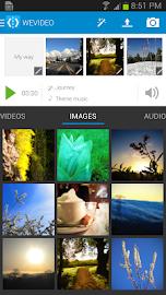 WeVideo - Video Editor & Maker Screenshot 1