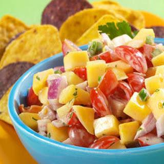 Creamy Mango Salsa Recipe